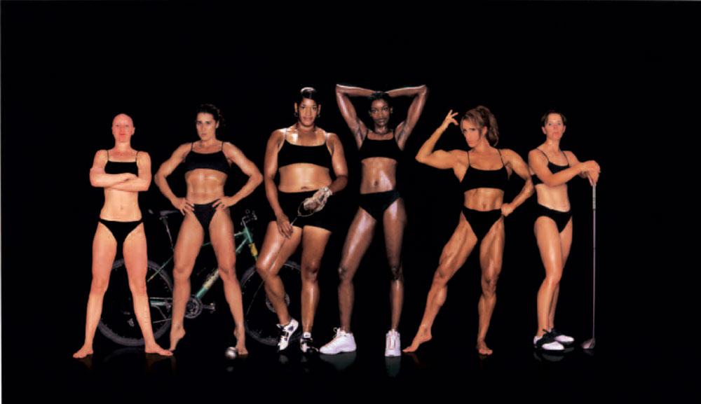 ideal female body image essay