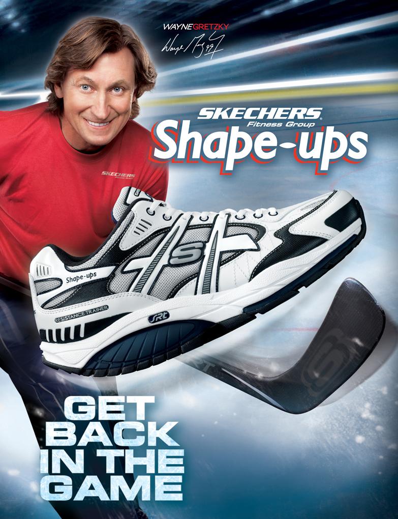 skechers shape ups ad