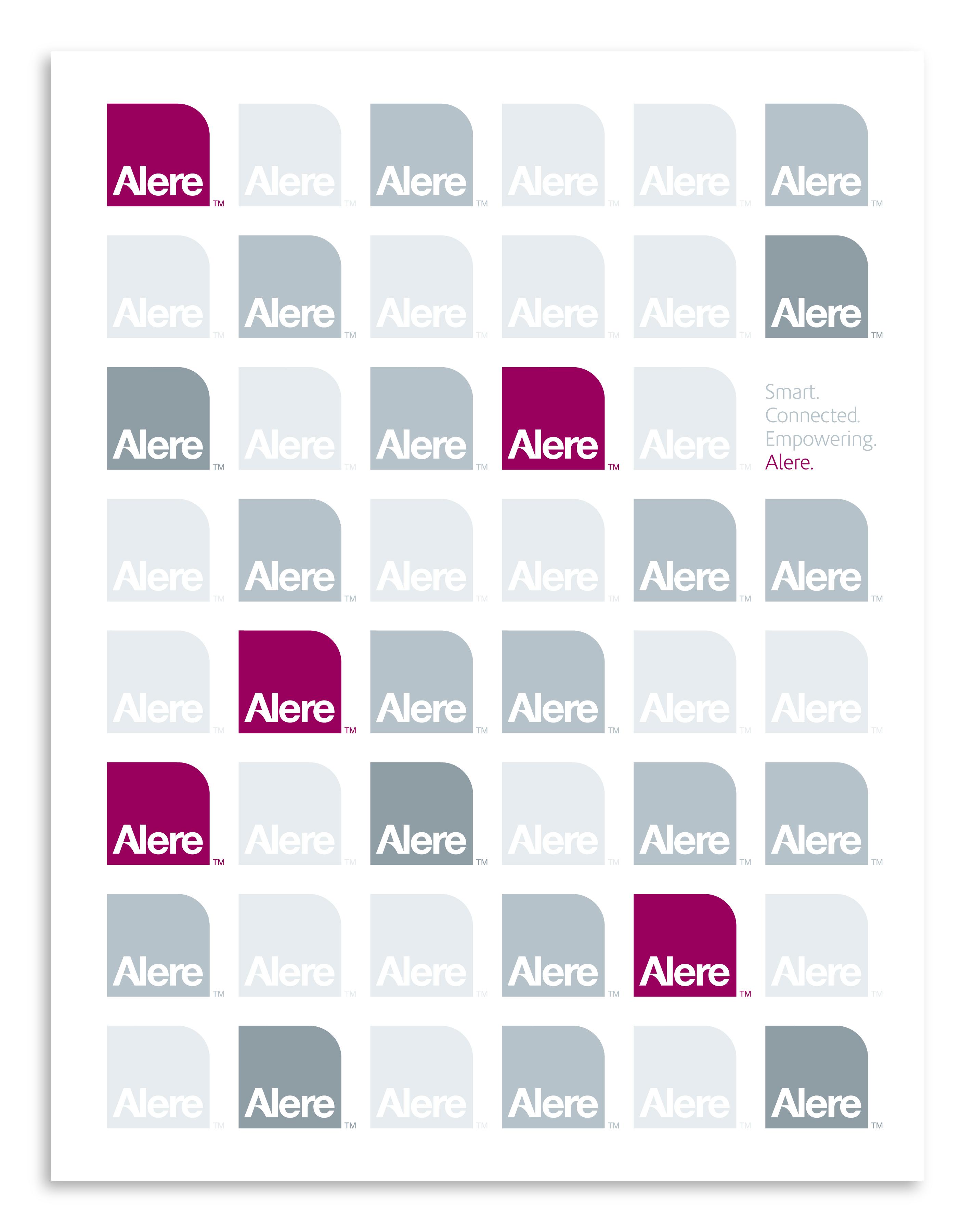 Alere Brand Identity Graphis