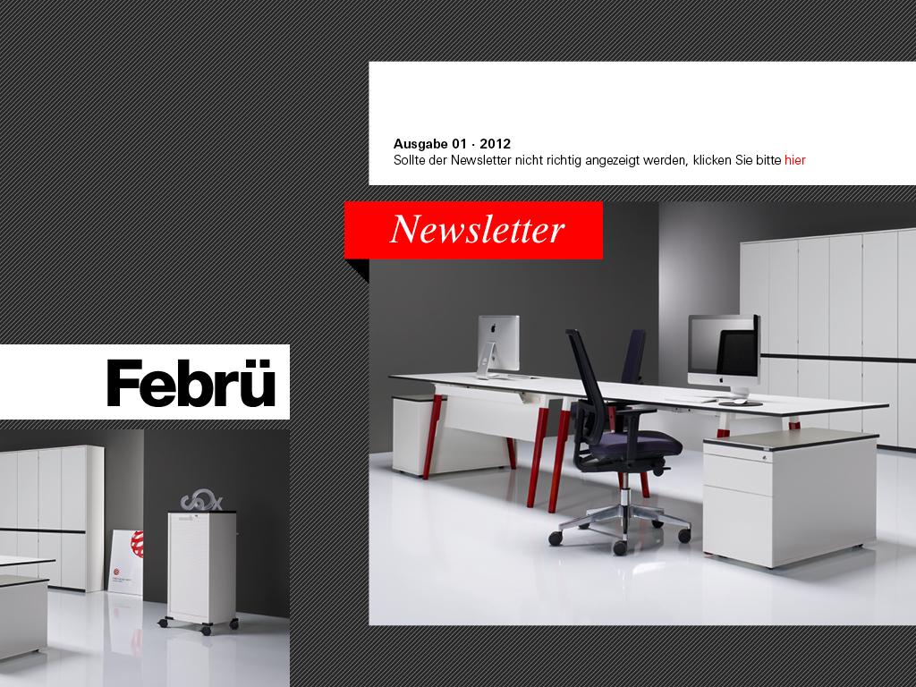 Februe-Newsletter - Graphis