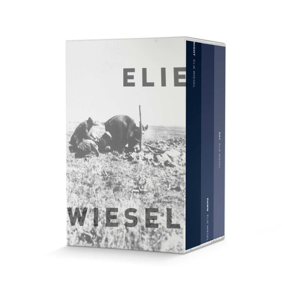 Elie Wiesel Books: Night, Dawn, Day