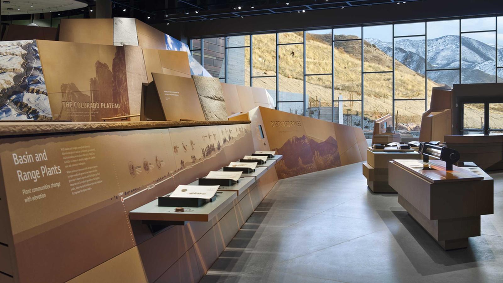 Natural History Museum Of Utah At Rio Tinto Center