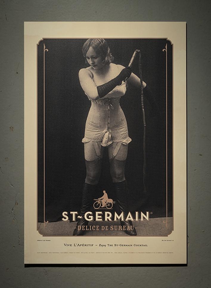 St Germain Vintage Posters