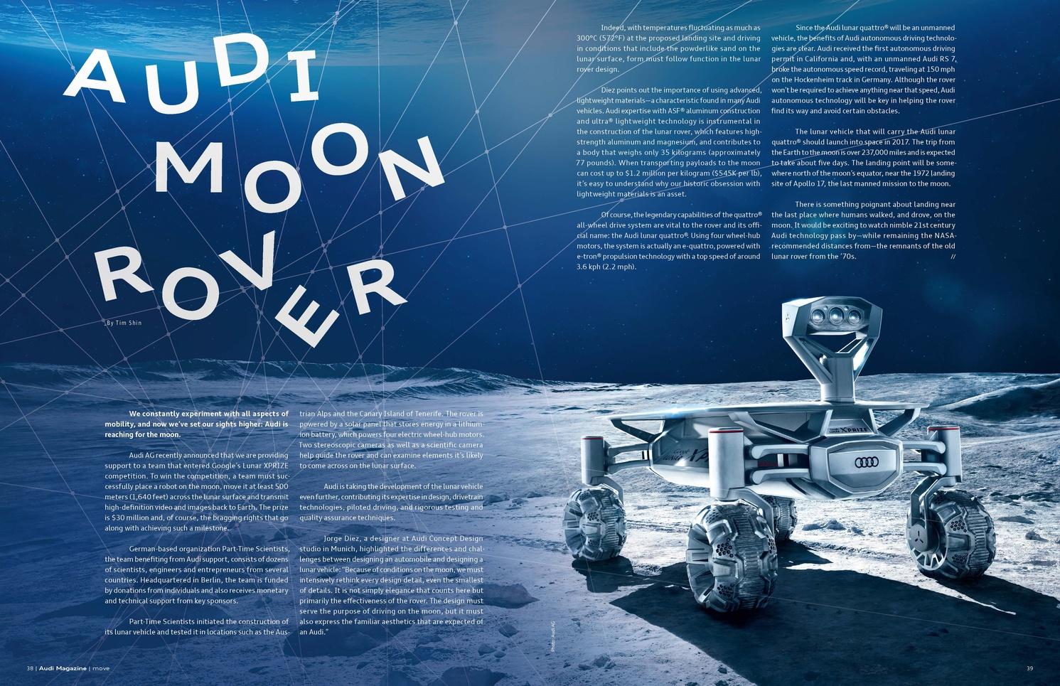 1 Audi Magazine Edition 110