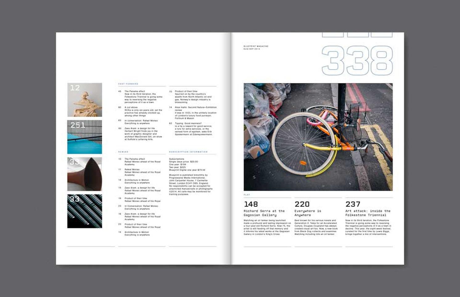 Blueprint magazine graphis blueprint magazine malvernweather Gallery