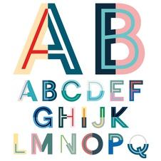 Type 5: Typeface Design