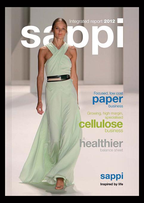 sappi integrated report 2012