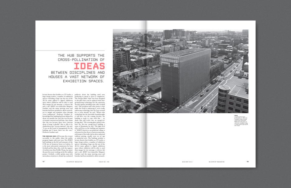 Blueprint magazine graphis 1 malvernweather Gallery