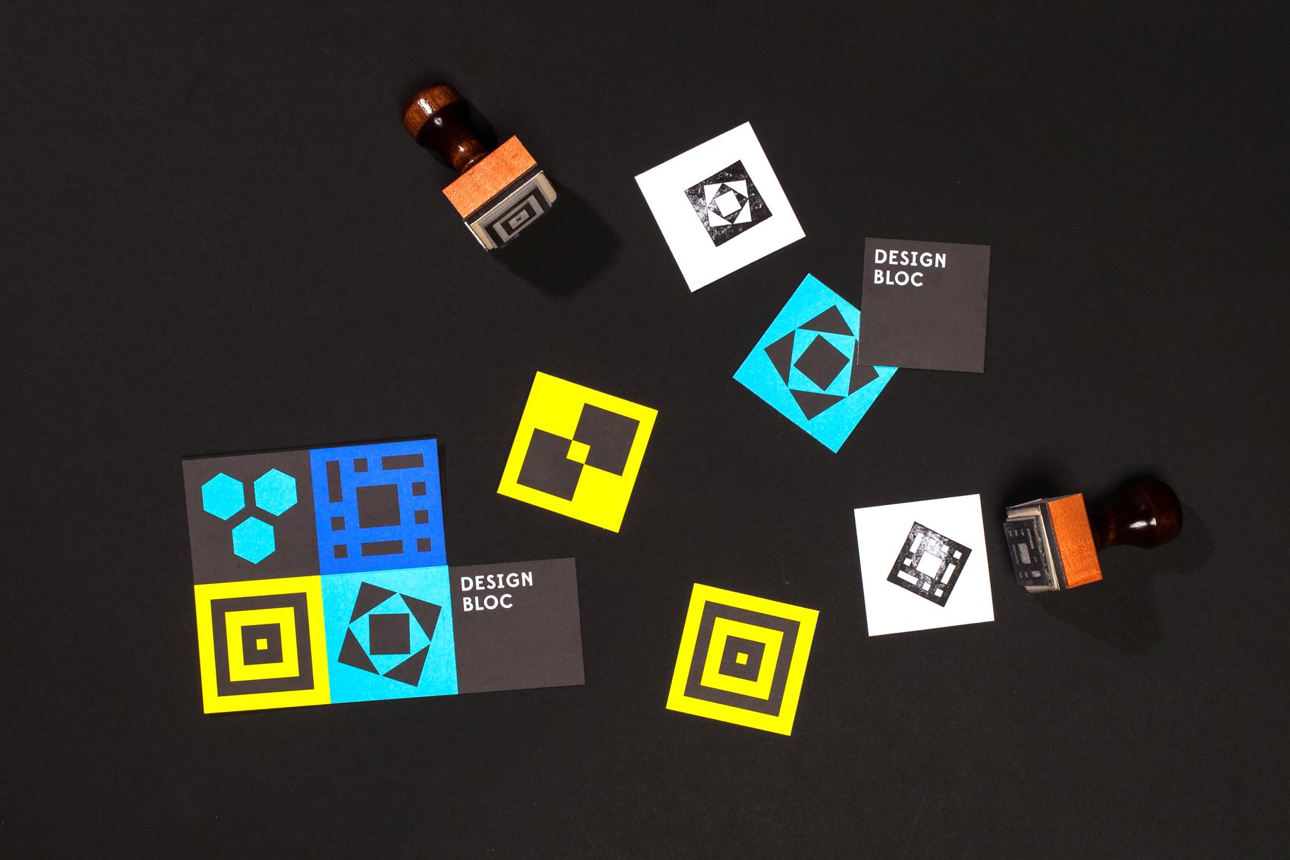 Design Bloc Identity Graphis