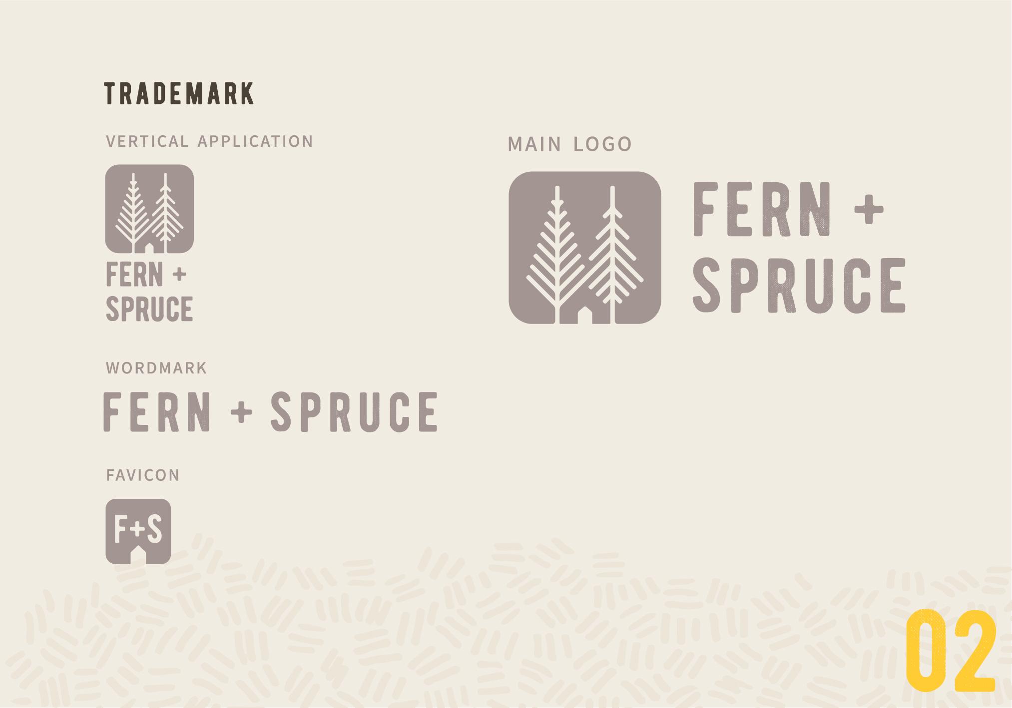 Fern + Spruce - Graphis