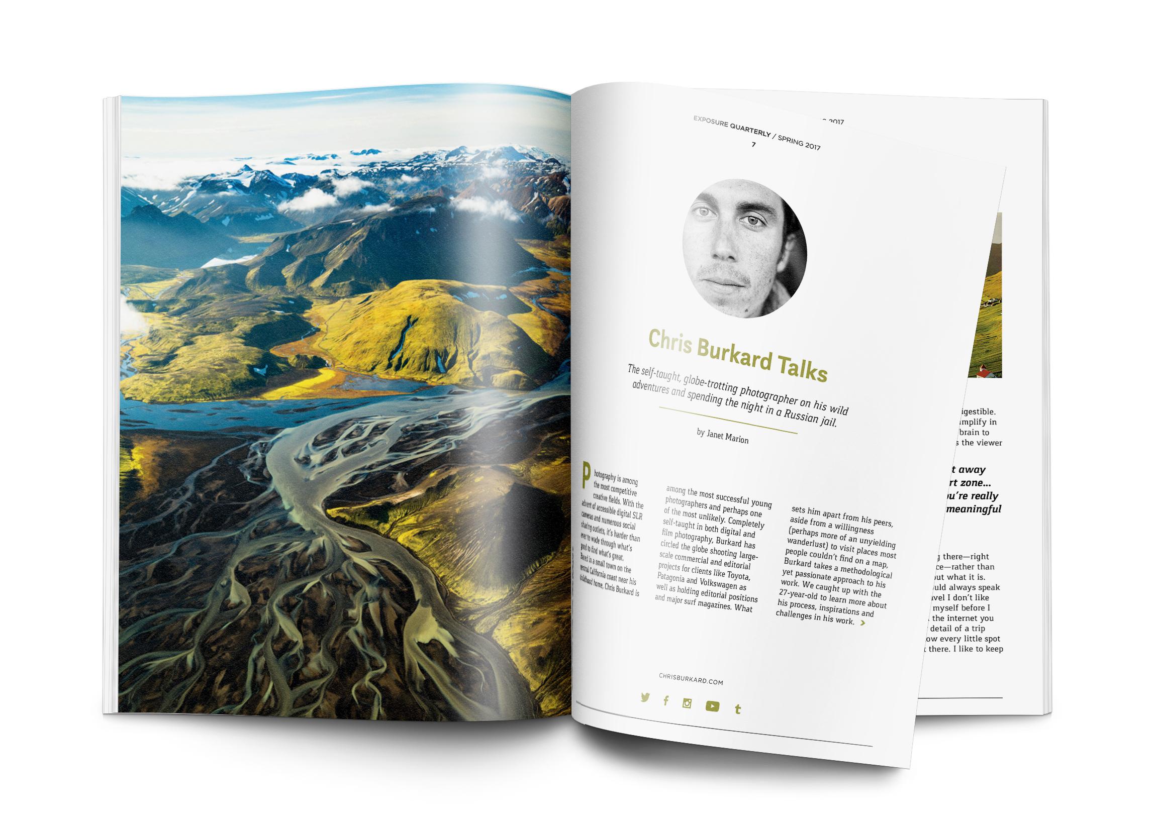Exposure Quarterly Magazine - Graphis