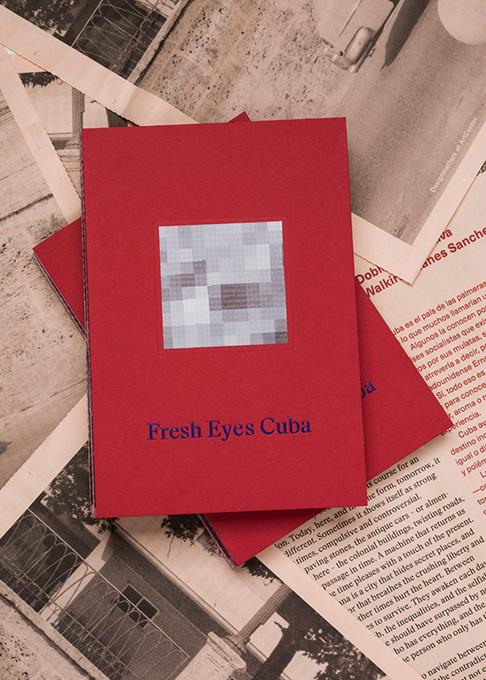 Fresh Eyes Cuba Book - Graphis