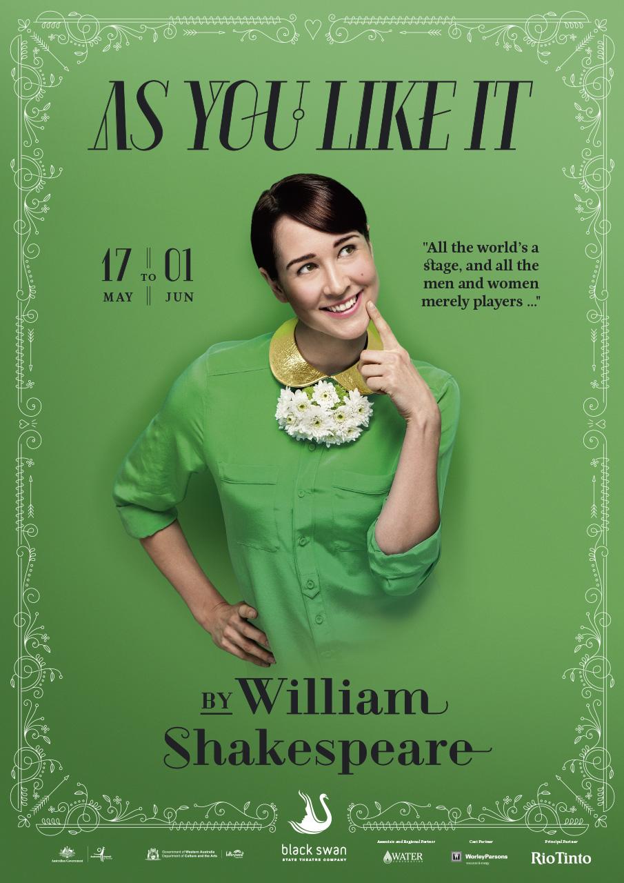 Black Swan State Theatre Companys 2014 Season Posters