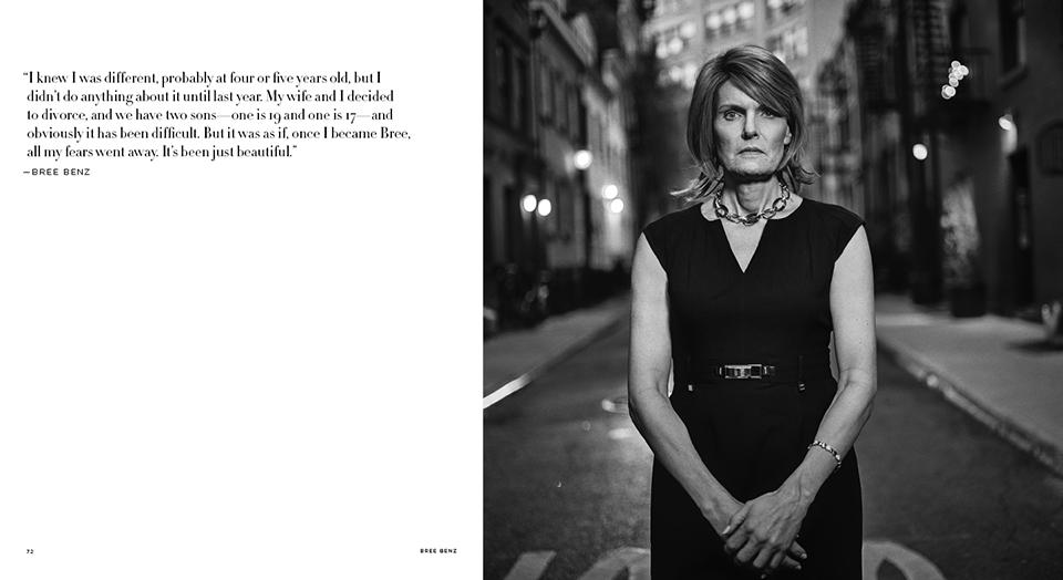 On Christopher Street Transgender Stories Graphis
