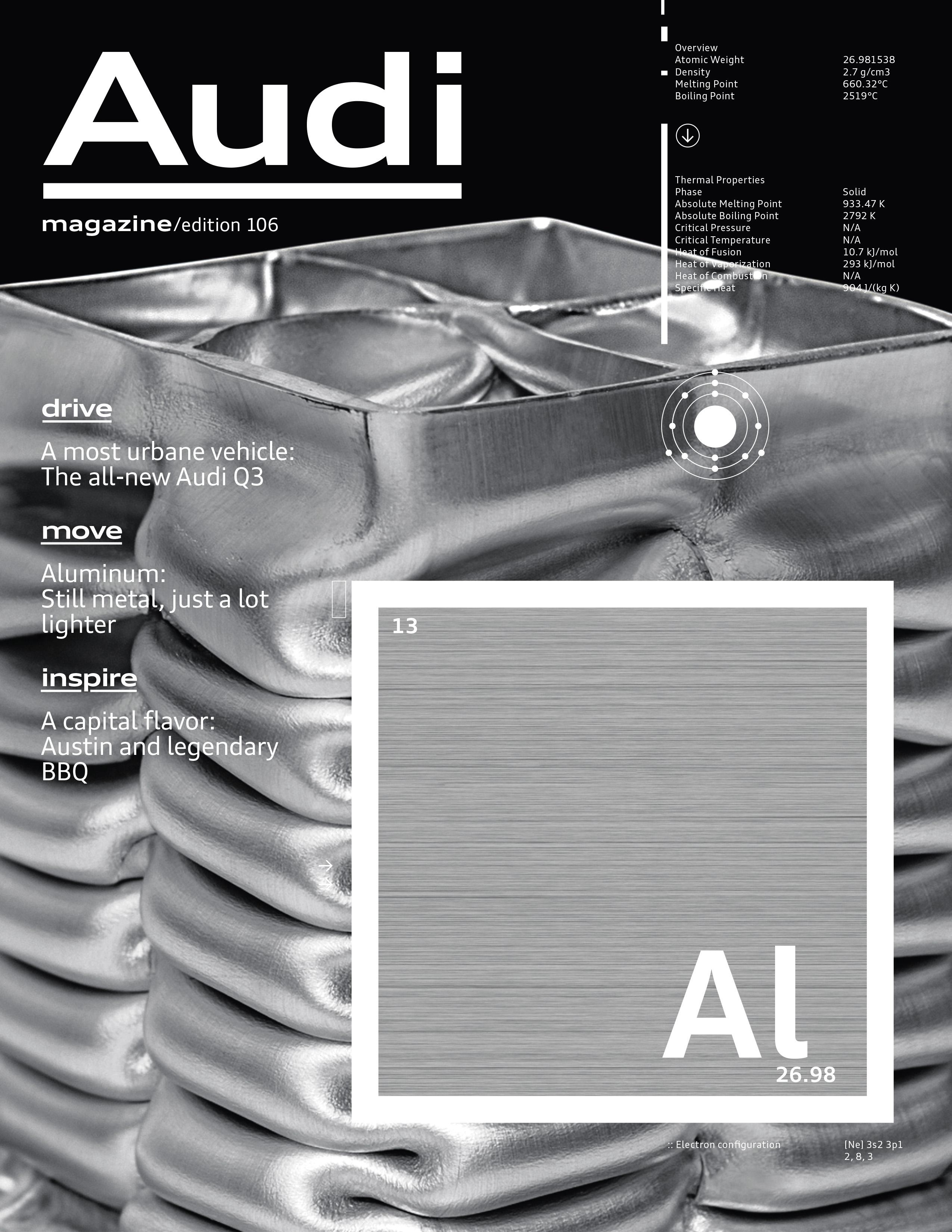 Audi Magazine 106 Graphis