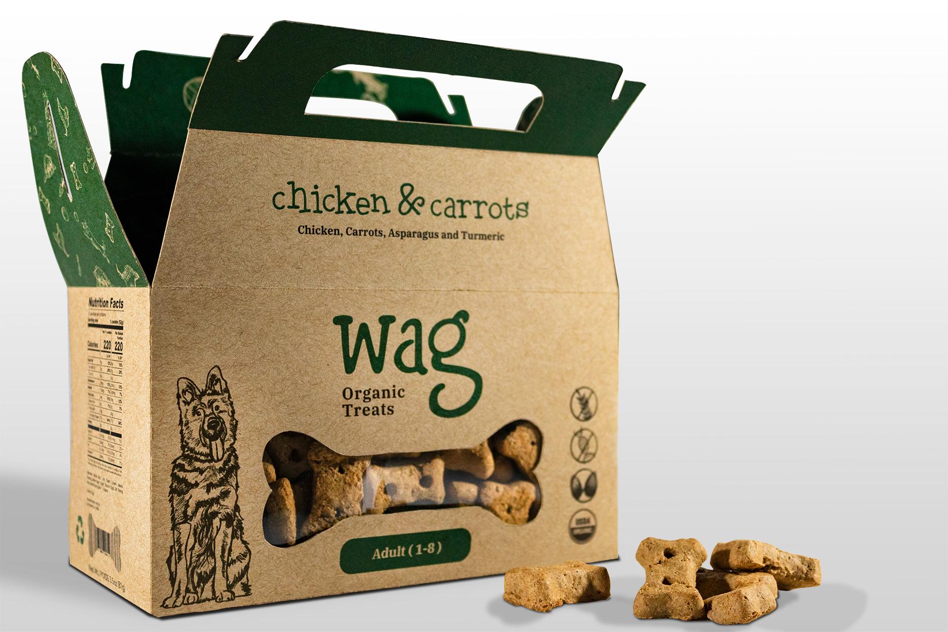 organic doggie treats