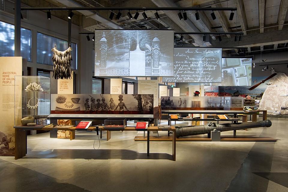 Xoom history museum exhibition center