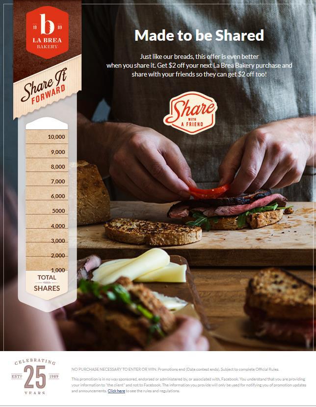 La Brea Bakery Rebrand - Graphis