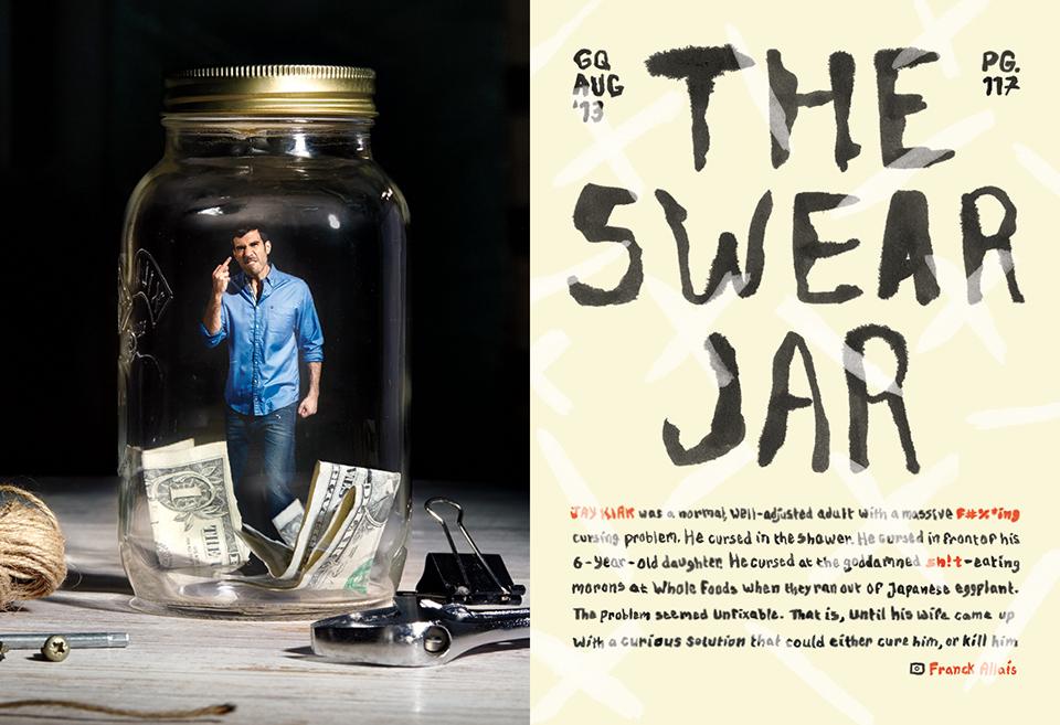 The Swear Jar Graphis