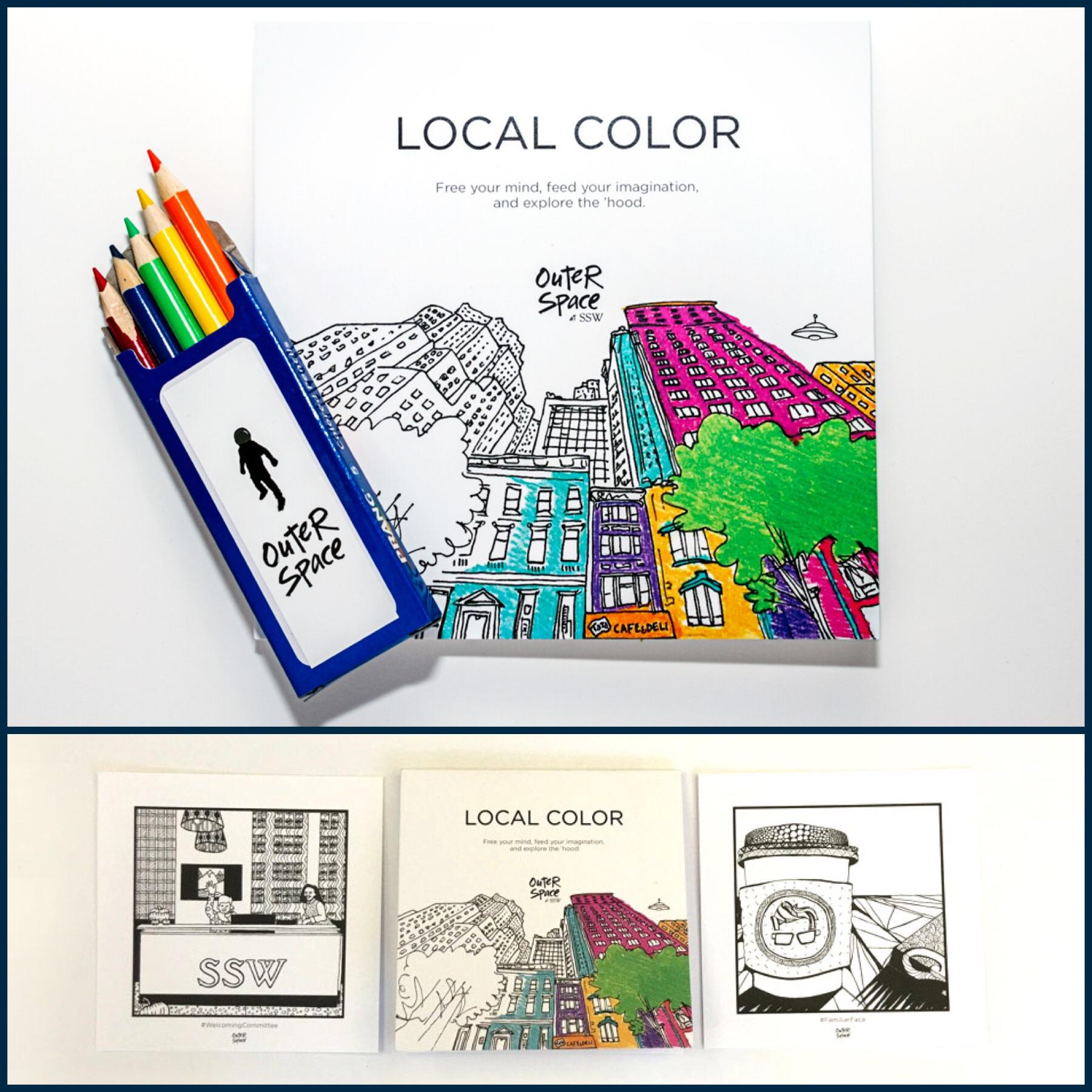 Local Color\