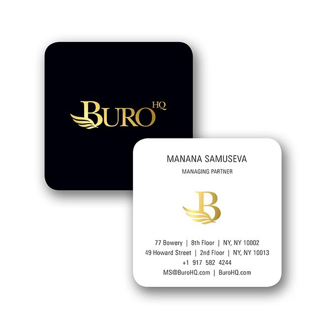 Buro Hq Logo Graphis