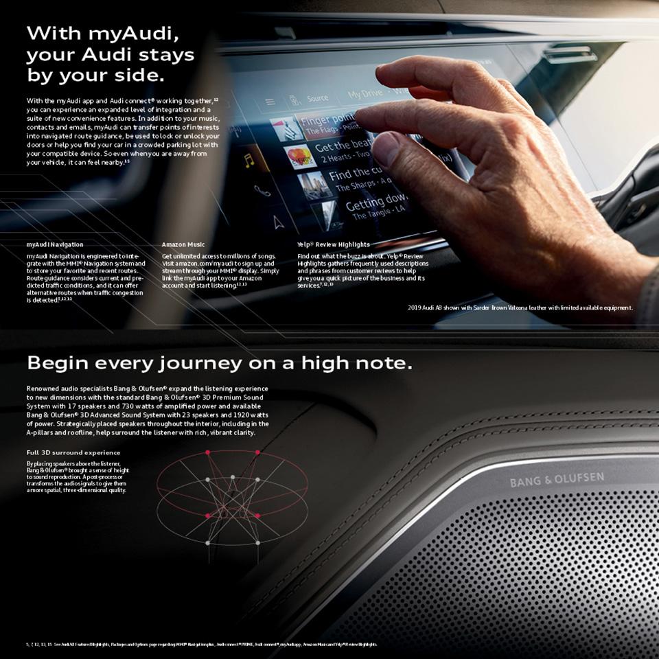 2019 Audi A8 Brochure - Graphis