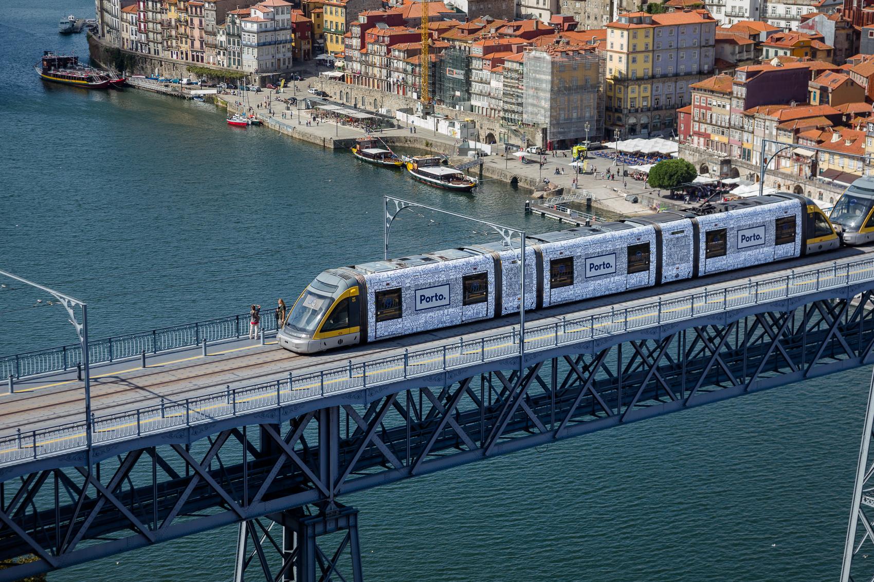 New City Identity for Porto, Portugal - Graphis
